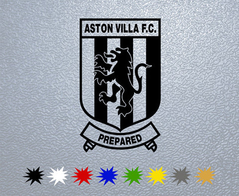 Aston Villa FC Sticker (x1)