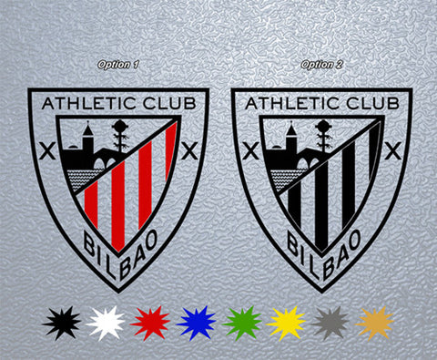 Athletic Club de Bilbao Sticker (x1)