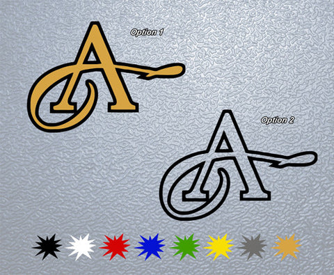Avalon Guitars Logo Sticker (x1)