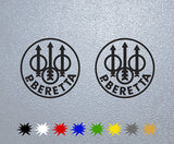 Beretta Sticker