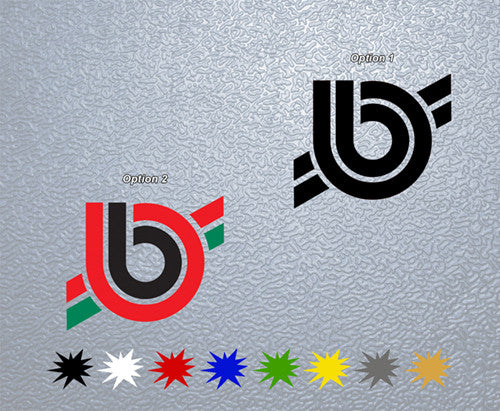 Bimota Logo Sticker