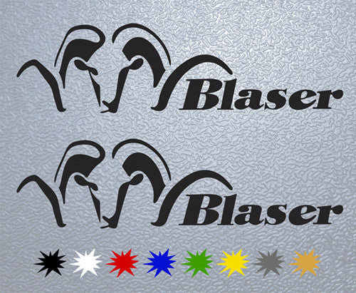 Blaser Logo Sticker