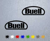 Buell Logo Sticker