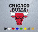 Chicago Bulls Sticker