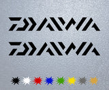 Daiwa Logo Sticker