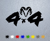 Dodge 4x4 Sticker