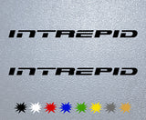Dodge Intrepid Sticker