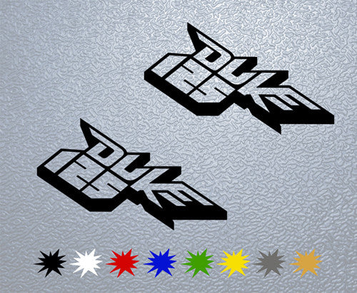 Duke 125 Logo Sticker
