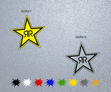 Rockstar Logo Sticker