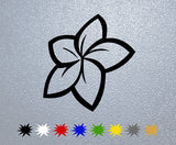 Everfree Network Flower  Sticker