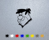 Fred Flinstone Sticker