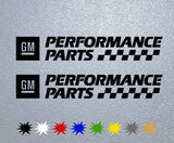 GM-Performance Logo Sticker