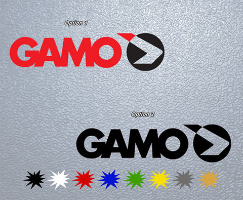 Gamo Sticker (x1)