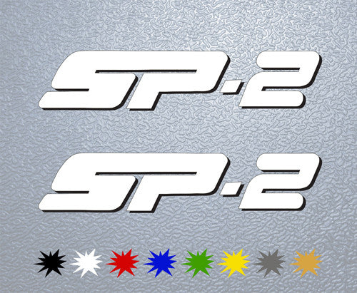 Honda VTR SP2 Sticker