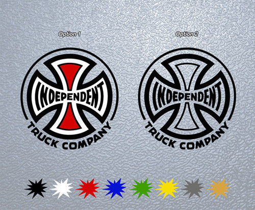 Independent Truck Company Logo Sticker