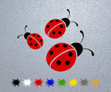 Ladybugs Sticker