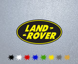 Land Rover Logo Sticker