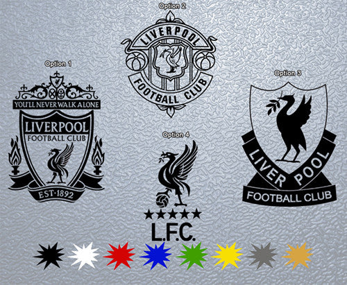 Liverpool FC Sticker
