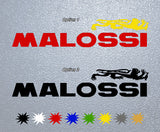 Malossi Logo Sticker