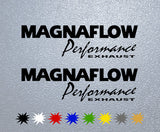 Magnaflow Logo Sticker