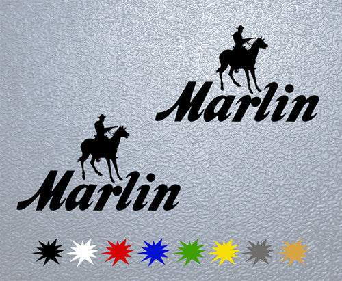 Marlin Arms Logo Sticker