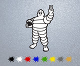 Michelin Man #2 Logo Sticker