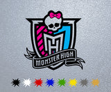 Monster High Personalized Sticker
