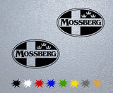 Mossberg Logo Sticker