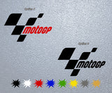 Moto GP Logo Sticker