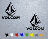 Volcom Logo Sticker