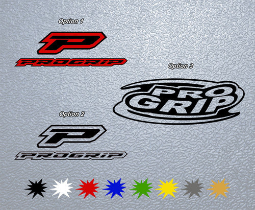 ProGrip Logo Sticker