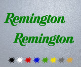 Remington Logo Sticker