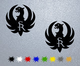 Ruger Logo Sticker
