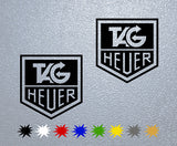TAG Heuer Logo Sticker