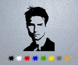 Tom Cruise Face Sticker