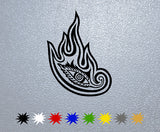 Tribal Tool Lateralus Eye Sticker