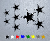 Tuning Stars Sticker