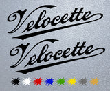 Velocette Logo Sticker