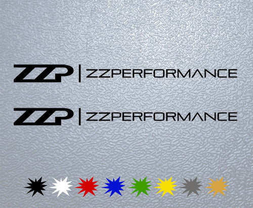 ZZPerformance Logo Sticker