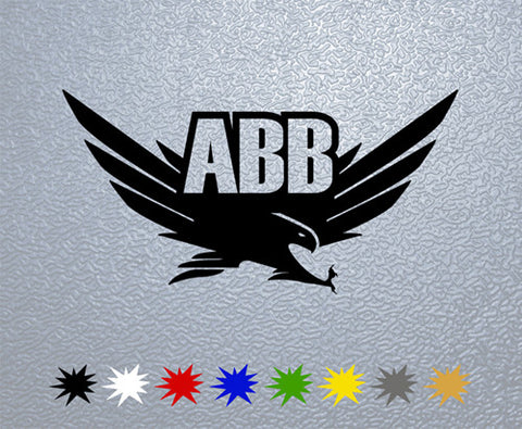 ABB Performance Logo Sticker (x1)