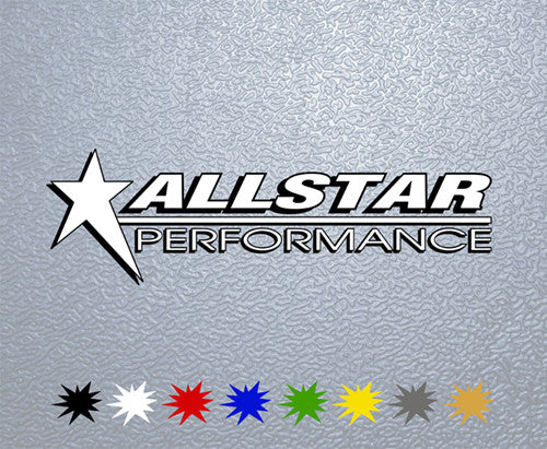AllStar Performance Logo Sticker