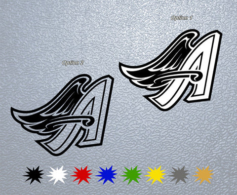 Anaheim Angels Sticker (x1)