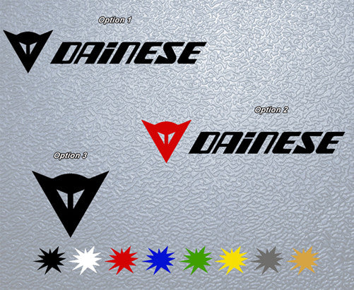 Dainese Logo Sticker