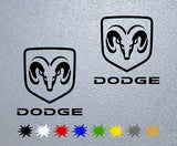 Dodge #2 Sticker