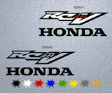 Honda RCV 211 Logo Sticker
