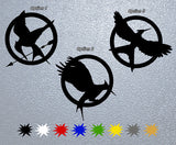 Hunger Games Logo Sticker