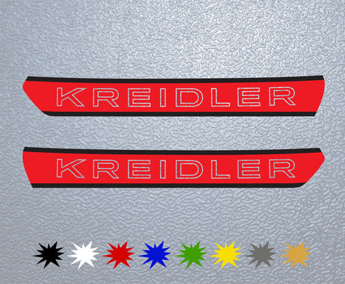 Kreidler Logo Sticker