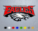 Philadelphia Eagles Logo Sticker