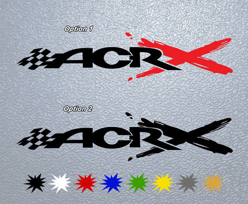 Dodge Viper ACR-X  Logo Sticker