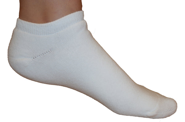 Cushees Low-cut socks, Double Thick